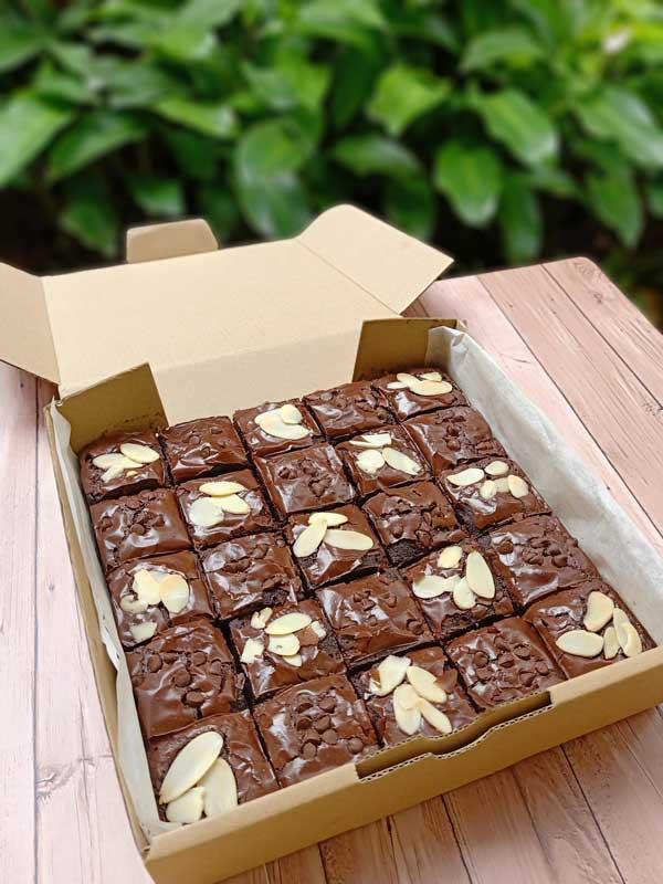 Brownies 20x20