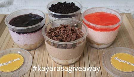 kayarasa giveaway